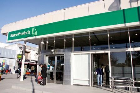Banco Provincia comenzó la remodelación de su sucursal de Pilar