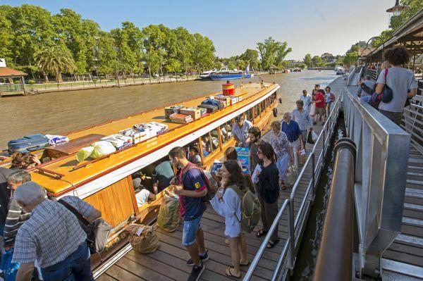 El intendente de Tigre, Julio Zamora, manifestó que la ciudad cuenta cada vez con más propuestas turísticas para los visitantes