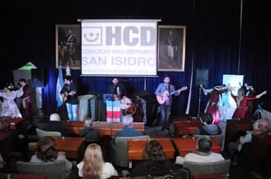 El ciclo musical del HCD de San Isidro se consolidó como atractivo zonal