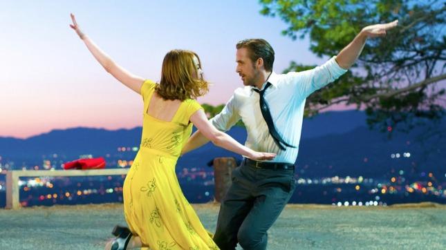 La La Land, récord de nominaciones en los Premios Oscar