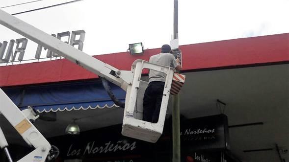 San Isidro sigue sumando internet gratuito en espacios públicos