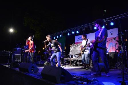 Continúan las jornadas de rock en San Martín