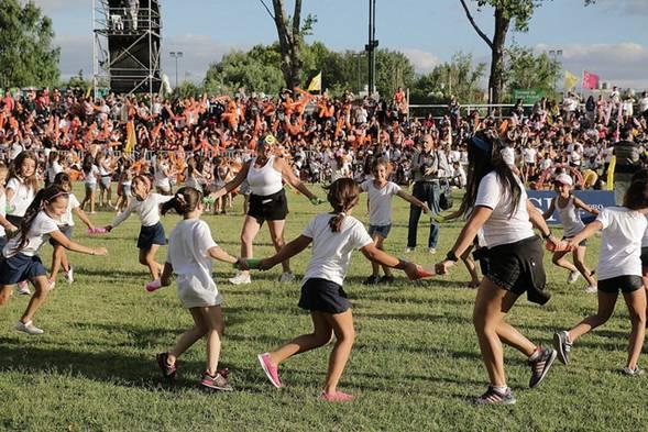 Más de 12 mil personas participaron en el cierre de las colonias de enero de San Isidro