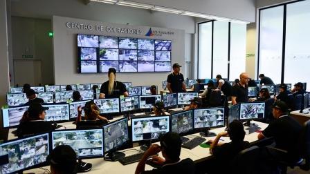 San Fernando amplía su Centro de Operaciones con más cámaras y puestos de trabajo