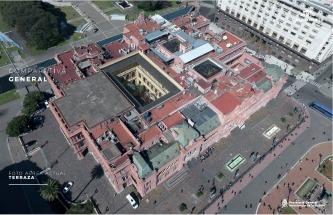 El gobierno presentó plan de reformas de la Rosada
