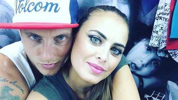 El polaco habló de su relación con Silvina Luna