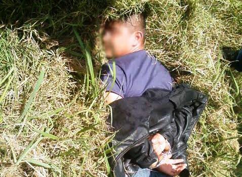 Diego Loscalzo, acusado de matar a balazos a su pareja, a dos cuñados, a un concuñado y a su suegra y de herir a otros tres familiares de la mujer fue detenido hoy en la ciudad cordobesa de Río Segundo, se informó oficialmente.