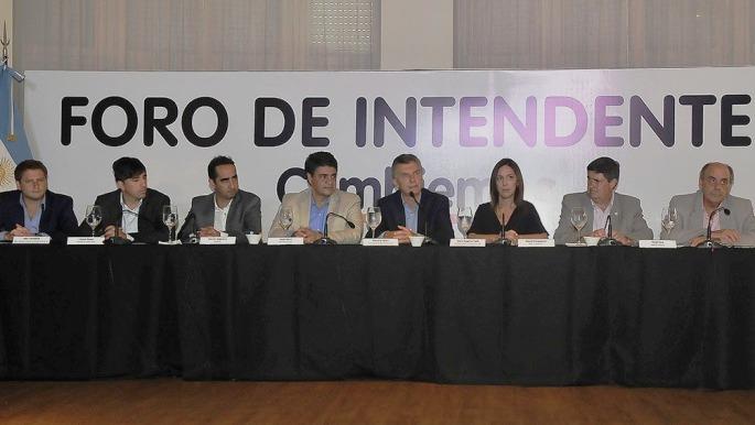 Se realizó en  Vicente López el primer Foro del año de Intendentes de Cambiemos