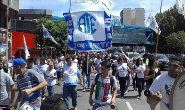 ATE Zona Norte rechaza el 18% de aumento que da el Gobierno Bonaerense y llama a un paro para Marzo