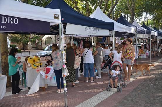 Se realizará una expo de emprendedores en Martínez