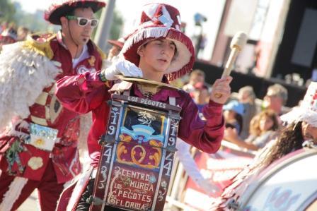 Llega una nueva edición de los carnavales a Vicente López