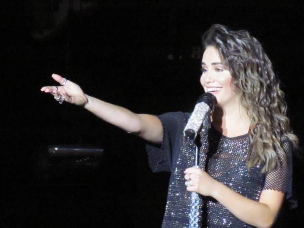 Lali Espósito ganó en los premios MTV EMA