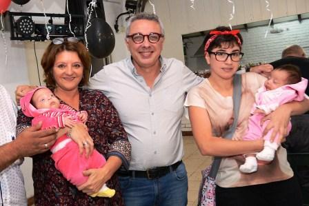 Mujeres de Dique Luján y Villa La Ñata, agasajadas en su barrio