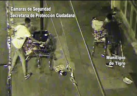 Roban un supermercado en Don Torcuato y son detenidos