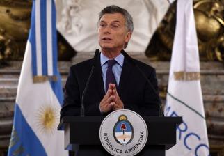 Macri anunció un ambicioso acuerdo automotriz con gremios y empresarios