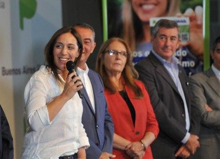 Vidal anunció mejoras en IOMA: 1,4 millones de nuevas credenciales y nuevo servicio de emergencia