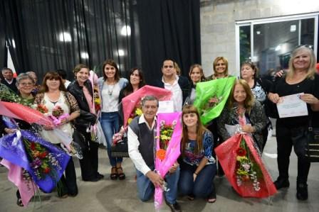 Emotivo homenaje a las mujeres de Tigre en el Ateneo del Encuentro
