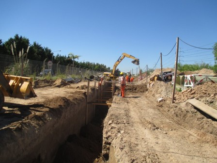 El BID financiará obras de agua y cloacas por más de 300 millones de dólares