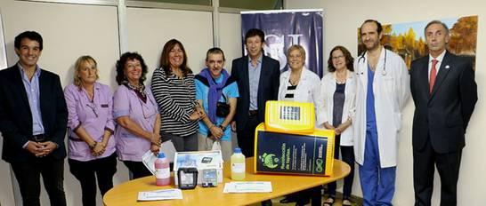 El Hospital Materno Infantil de San Isidro suma equipamiento con alta tecnología