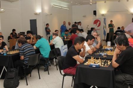 Se llevó a cabo la Copa Nacional de Campeones de Ajedrez en Vicente López