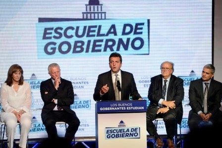 Sergio Massa l encabezar en Mar del Plata el lanzamiento de la Escuela de Gobierno del Frente Renovador de esa ciudad,