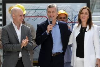 Macri respaldó a Vidal en el conflicto con docentes