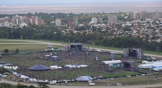 San Isidro despliega un amplio operativo para el festival Lollapalooza