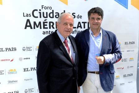 Jorge Macri participó del Foro de Ciudades de América Latina ante los desafíos globales