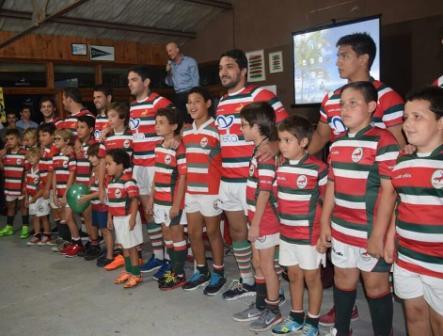 El Delta Rugby Club presentó el