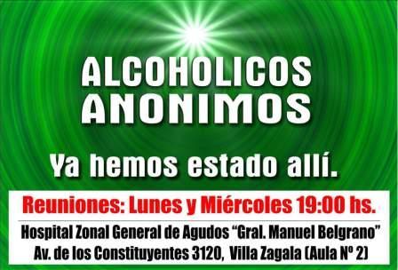 Alcohólicos Anónimos en su Comunidad
