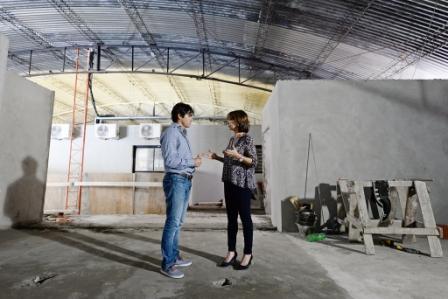 Avanzan la ampliación del Centro de Operaciones San Fernando y la instalación de nuevas cámaras