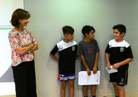 Con Deporte Saludable, San Fernando busca controlar la salud de los chicos
