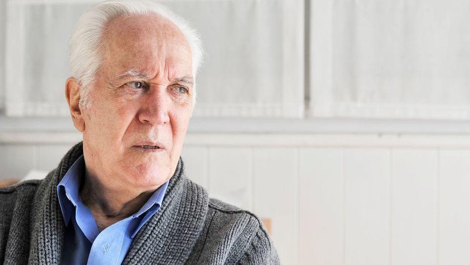 Federico Luppi, en grave estado por un golpe en la cabeza tras un aAccidente doméstico