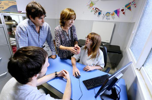 En San Fernando, la historia clínica digital llegó a todos los Centros de Salud