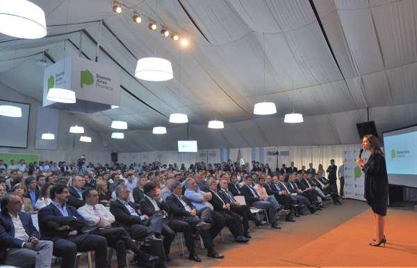 Vidal participó de la reunión previa al primer timbreo del gobierno provincial