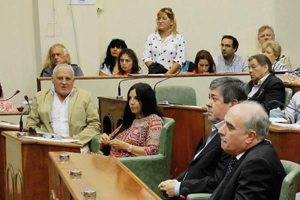 El bloque del Frente Renovador representado por los concejales <b>Marcela Durrieu, Gonzalo Beccar Varela y Juan Medina, se refirieron a las expectativas del trabajo parlamentario en 2017
