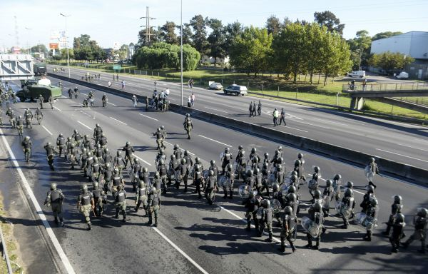Gendarmeria - Panamericana