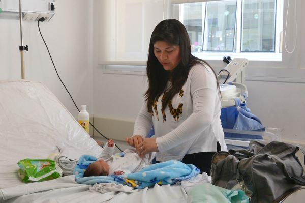 Récord de nacimientos en el Materno Infantil de Tigre