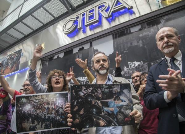 CTERA convocó a un paro nacional docente para mañana