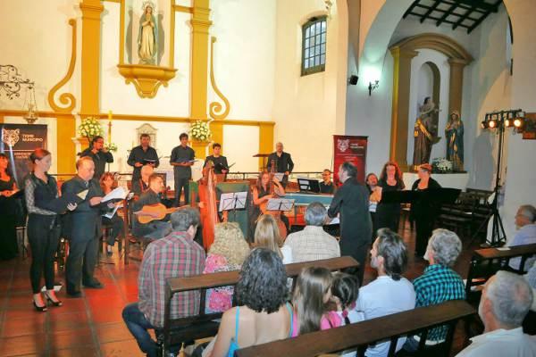 El 2° Festival de Música Virreinal Santa María de las Conchas llega a Tigre en Semana Santa