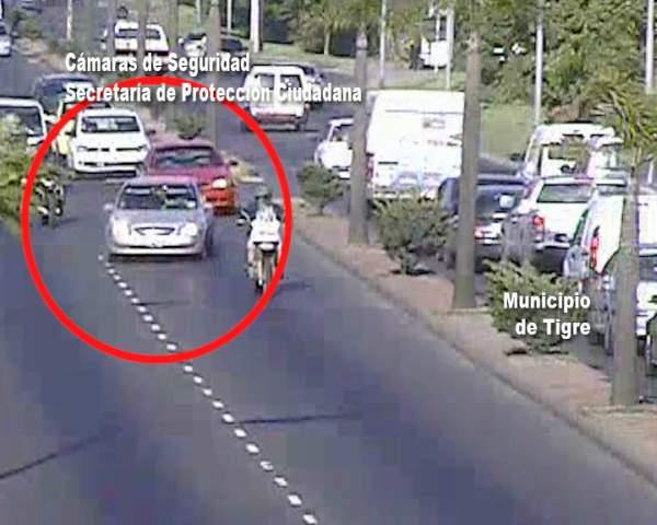 Un conductor sin registro fue detenido por maniobrar peligrosamente en Tigre