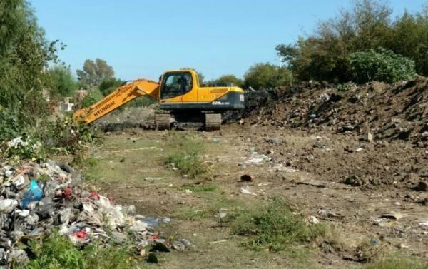 Realizan nuevos trabajos de mantenimiento hidráulico en Tigre