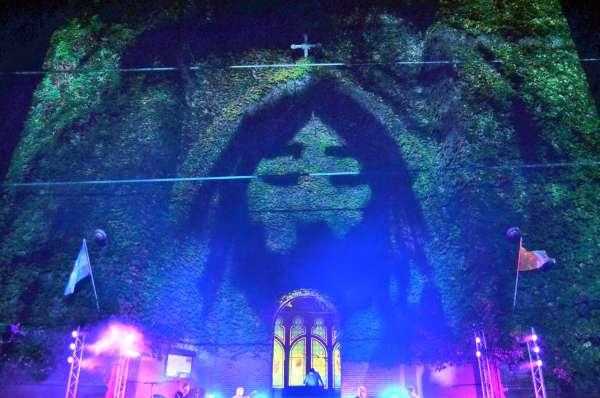 Jorge Macri compartió el Viernes Santo con vecinos
