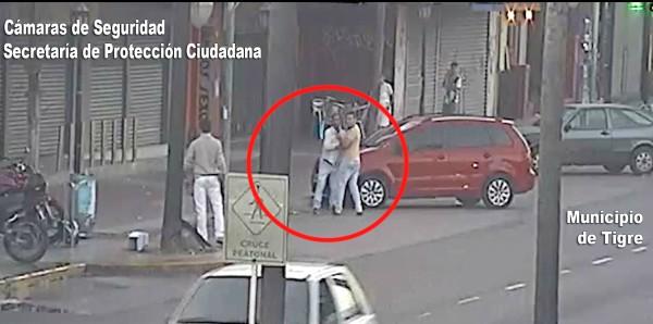 Detenen en Tigre a un armado que no pasó la prueba de alcoholemia