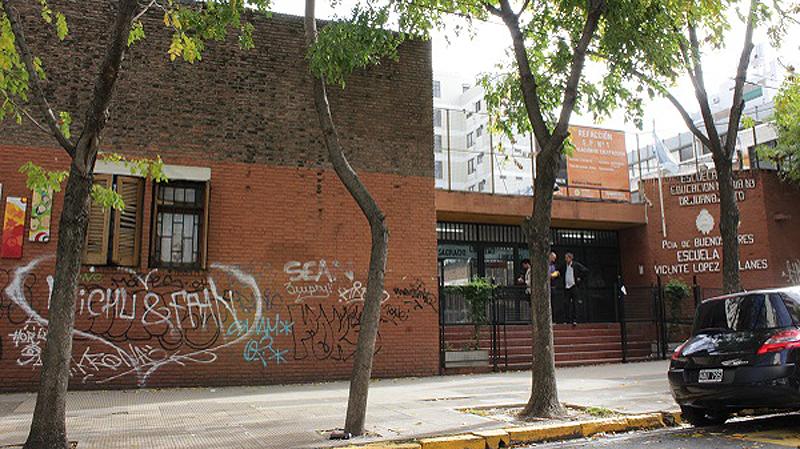 El municipio de Vicente López explicó la situación en la escuela Nro1 por las denuncias  de agua contaminada