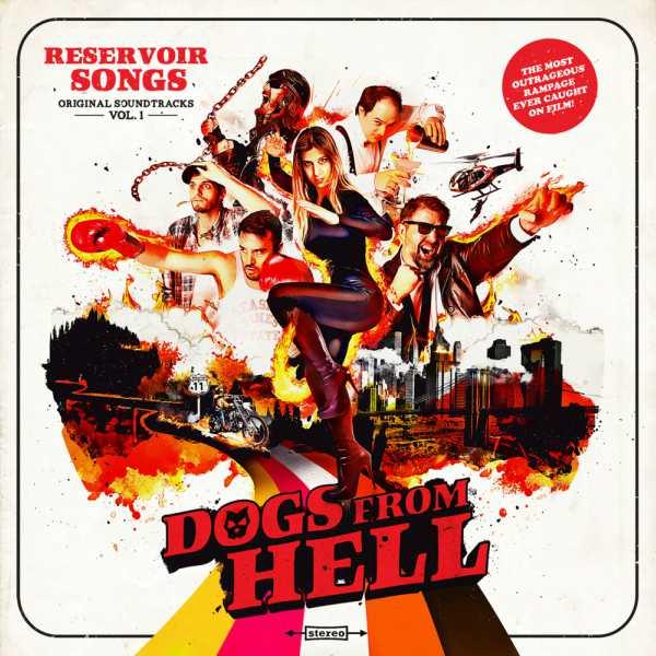 Reservoir Songs, la banda que reinterpreta a Quentin Tarantino en canción.