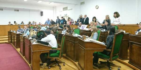 Por unanimidad el HCD de Vicente López repudió el femicidio de Micaela García