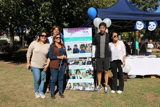 """En San Isidro se conmemoró el """"Día Mundial de las Buenas Acciones"""""""
