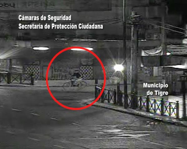 Don Torcuato: cuatro detenidos por forzar la entrada de un negocio y robar una bicicleta