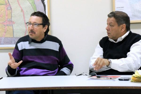 La Comisión de Salud del Concejo Deliberante de San Isidro presidida por el concejal Juan Medina, del Frente Renovador, recibió al Licenciado Claudio Cruces